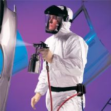 HSE Compliant Spray Paint Booth Respirators